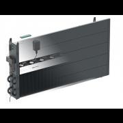 détails Radiateur encastré Hybrid pour CHAUFFAGE - REFROIDISSEMENT