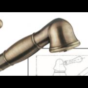 détails Douchette Vieux Bronze pour MAYA