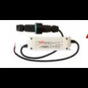 détails Cable Alimentation Rail DIN