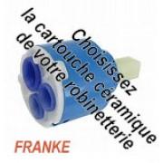détails cartouche ceramique pour robinetterie mitigeur