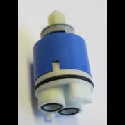 détails Cartouche pour mitigeur lavabo Kobuk 2113 diam 35 mm SANDRI