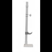 détails Système de fixation au sol pour Radiateur TESI H: 600 mm