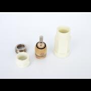 détails Cartouche céramique + ecrou pour Mitigeur QUANTUM