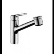 détails KWC Flexible douchette LUNA E ( 10441033000FL)