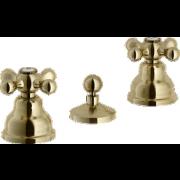détails GRAZIA Mélangeur Bidet Vieux Bronze