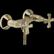 détails CARLOS PRIMERO Mélangeur Douche Vieux bronze