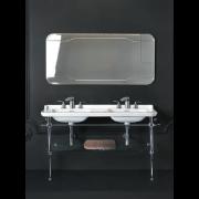 détails Miroir WALDORF 150 x 70 cm
