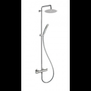 détails COLONNE DOUCHE NEW DAY THERMOSTATIQUE COMPLETE