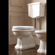 détails WC Céramique CHAMBORD Réservoir mi-haut