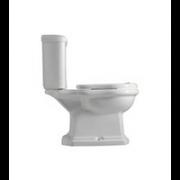 détails WC Céramique PARIGI Réservoir attenant