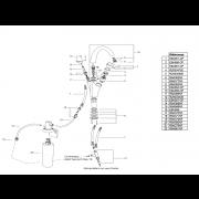 Pièces détachées pour CARAFE E18865-CP