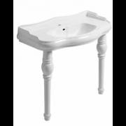 détails Pieds céramique pour lavabo PARIGI