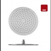 détails POMME DE DOUCHE SANDWICH INOX 250 mm