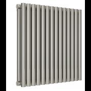 Radiateur ESTET 500 - 842 Watts SUNERZHA acier inoxydable poli