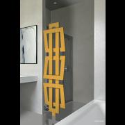 détails Radiateur Design CROSS DIVIS CLAUSTRA
