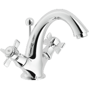 RITZ Mélangeur Lavabo Chrome