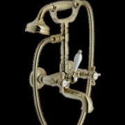 détails RITZ Bain / Douche Vieux Bronze