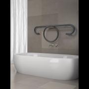 détails Sèche-serviettes eau chaude CLIP BREM