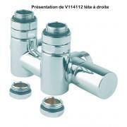 détails VANNE Radiateur mixte 50 mm