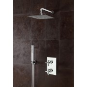 détails PACK ENCASTRE DOUCHE THERMOSTATIQUE EXECUTIVE 2 SORTIES
