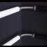 FLEXI Radiateur d'angle design