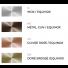 MITIGEUR BAIN/DOUCHE 4 Trous EQUINOX316 HORUS 81464