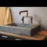 Mélangeur lavabo 2 Trous INDUSTRY