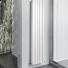 Radiateur Chauffage Central Fonte Alu DECORAL BUTTERFLY